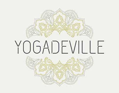 Yogadeville Branding