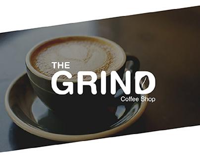 The Grind _ Logo Design