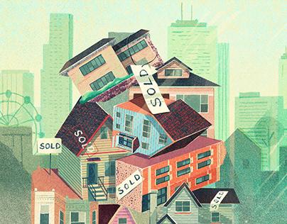 A red-hot housing market