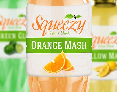 Squeezy! - Citrus Drink