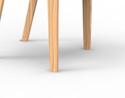 2 Piece Chair