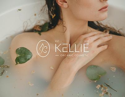 Логотип для бренда косметики   KELLIE