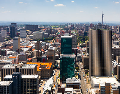 Johannesburg 2019 - The Vibrant City
