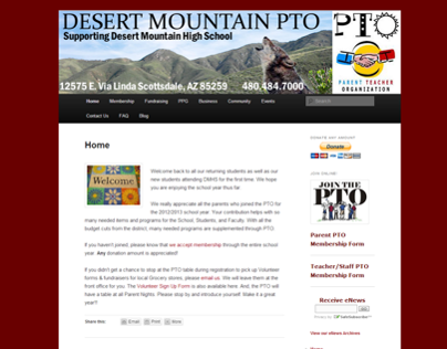 Desert Mountain High School PTO