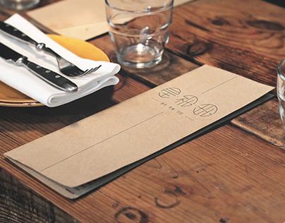 《星座主题咖啡店字体标志设计》