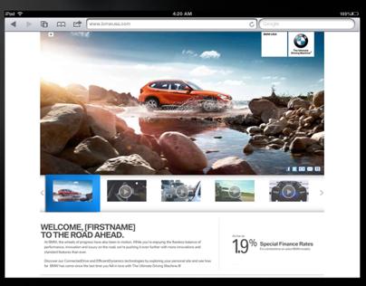 BMW Personal URL