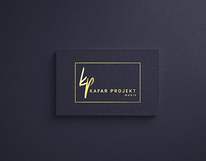 Logo Kafar Projekt custom-made furnishings