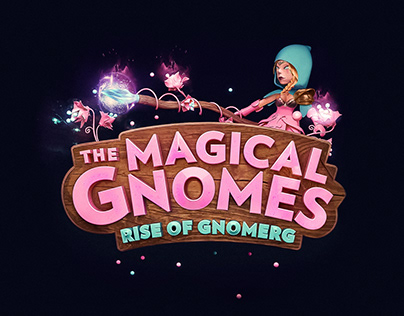 Magical Gnomes: Rise of Gnomerg