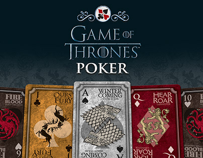 Game of Thrones Poker