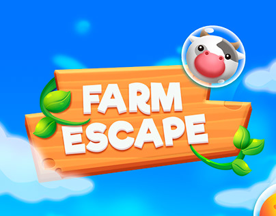 Farm Escape Shooter Game Pack for sale