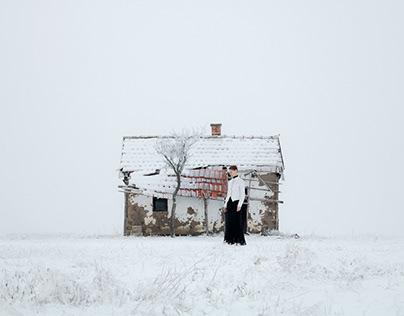 Hortobágy (tél)/Hortobágy in Hungary (winter)