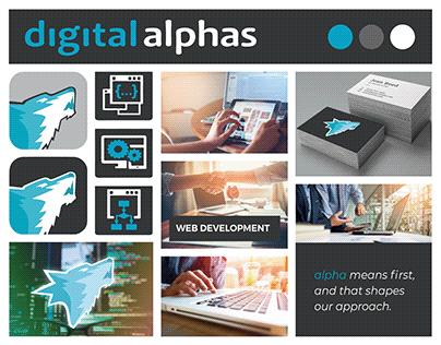 Branding-Digital Alphas
