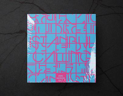 Istanbul Calling - Album Cover & Packaging
