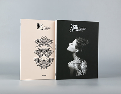 Skin. & Ink. – Illustrating the Modern Tattoo