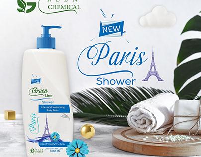 Shower Shampoo