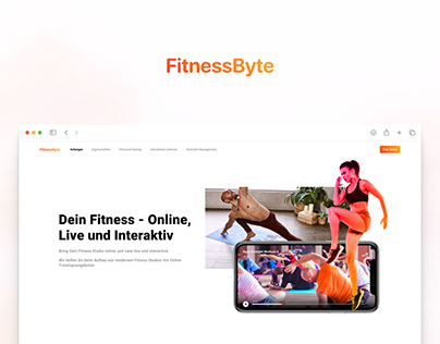 FitnessByte - Online, Live & Interactive