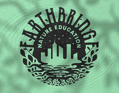 Earthbridge Nature Education (Emblem Design)