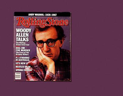 Rolling Stone - Branding
