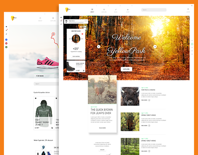 YellowPark - social network for tourists