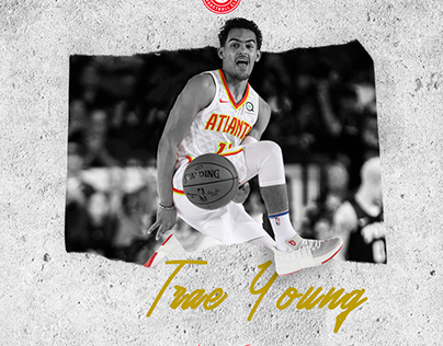 NBA - Trae young - Atlanta Hawks