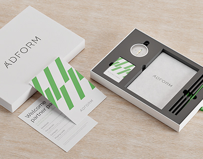 ADFORM - Brand design
