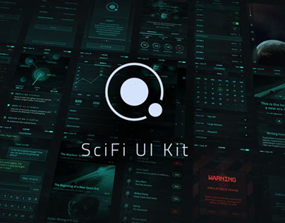 Orbit SciFi UI Kit