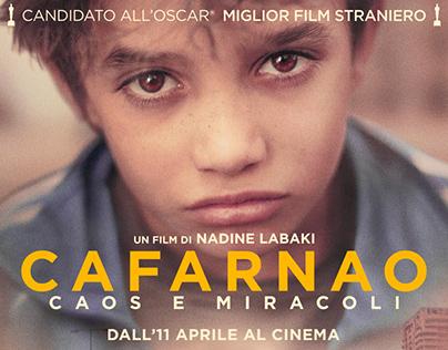 Social media content strategy: Cafarnao