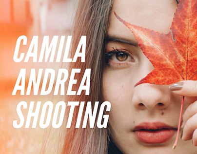 Camila Andrea - Shooting