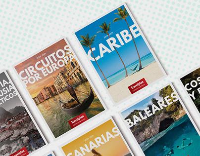 Cubiertas Travelplan 2020-21
