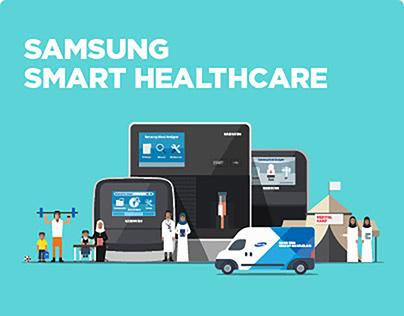 SAMSUNG SMART HEALTHCARE Brand Story Movie