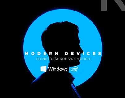 Microsoft / Modern Devices