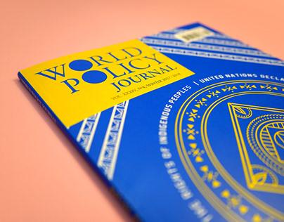 World Policy Journal - Illustration