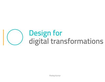 Graduation Project: Digital Transformation