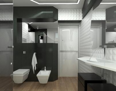 Bathroom - Schinoasa, Chisinau