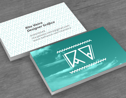 Personal card