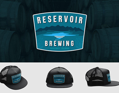 Reservoir Brewing logo