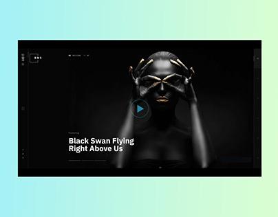 UI/UX motion graphic