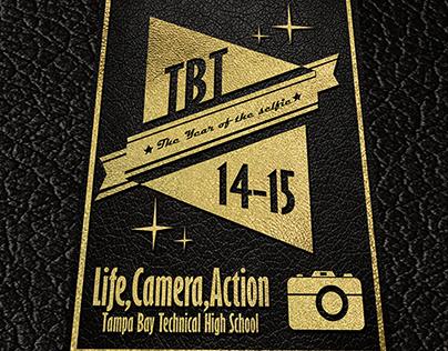 TBT 2015 Yearbook Design