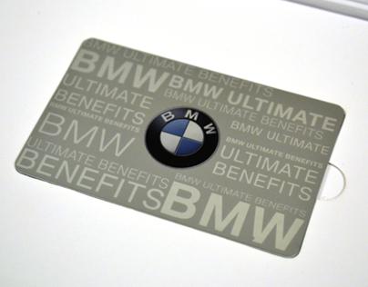 BMW Ultimate Benefits