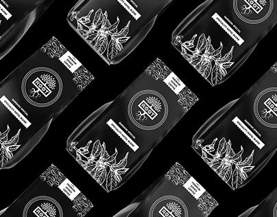 Root Coffee / Packaging Design