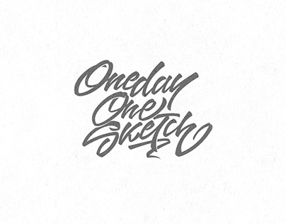 OneDayOneSketch