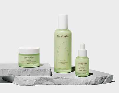 Sandawha Rebranding