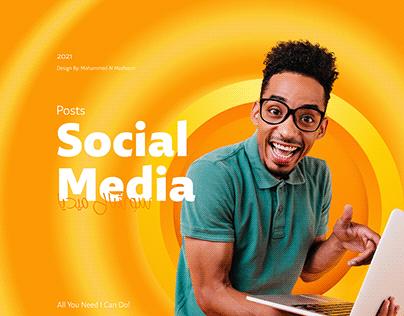 Social Media Posts Project