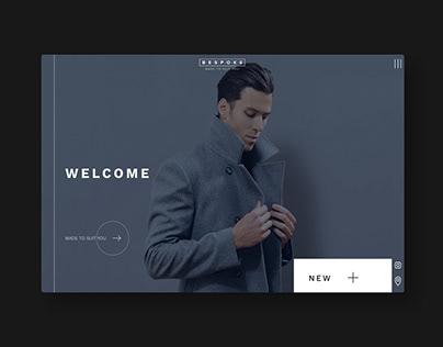 BESPOKE | Website