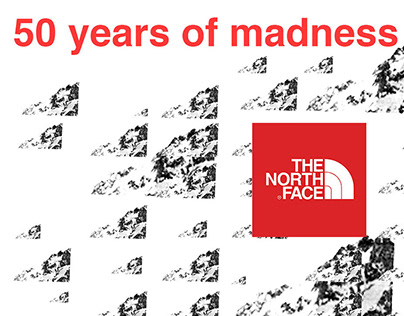 50 years of madness - The North Face