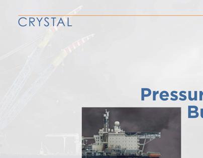 Brochure Project: Crystal Engineering