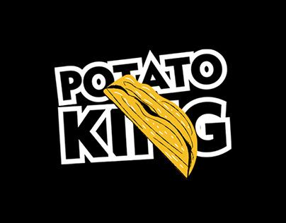 Potato King Brand Identity