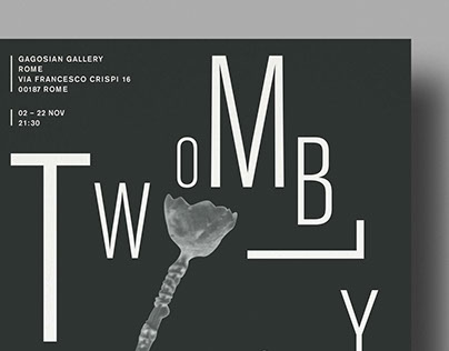 Twombly Sculpture Exhibition