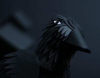 Oh Corbeau! Oh Corbeau!