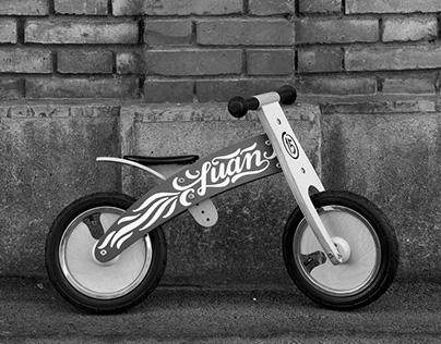 Luan – Custom Bike